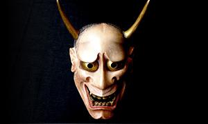 「般若 仮面」の画像検索結果